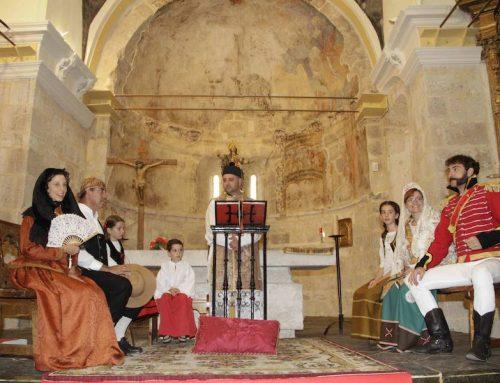 El Empecinado se vuelve a casar en Castrillo de Duero