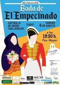 Año 2016 | Boda de El Empecinado | cultyocio.es
