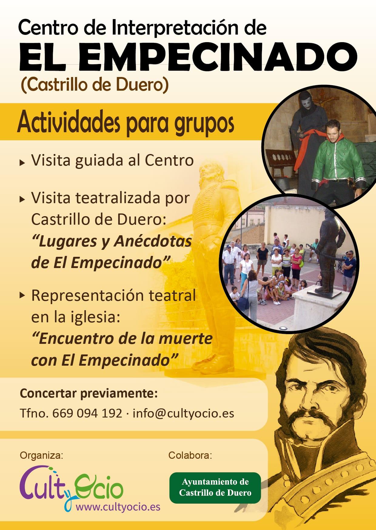 centro de interpretación de El Empecinado | cultyocio.es