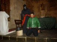 Representación teatral en la iglesia(2)   cultyocio.es