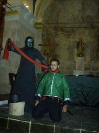 Representación teatral en la iglesia | cultyocio.es