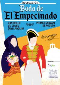 Cartel El empecinado | cultyocio.es