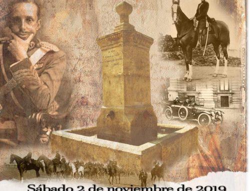 ¡Qué viene Alfonso XIII!