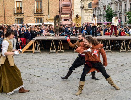 Napoleón llega a Valladolid de nuevo