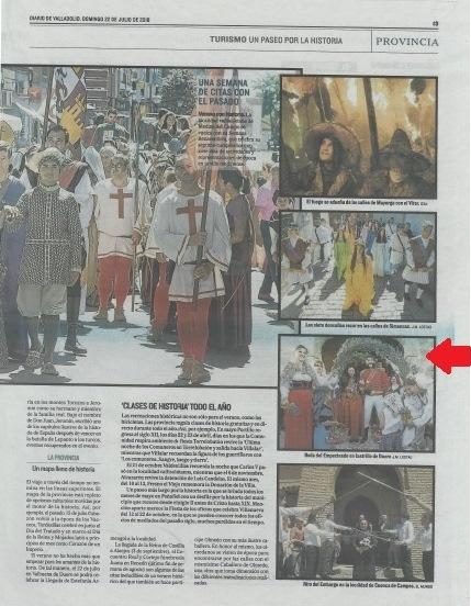 """La """"Boda de El Empecinado"""", una de las recreaciones de la provincia"""