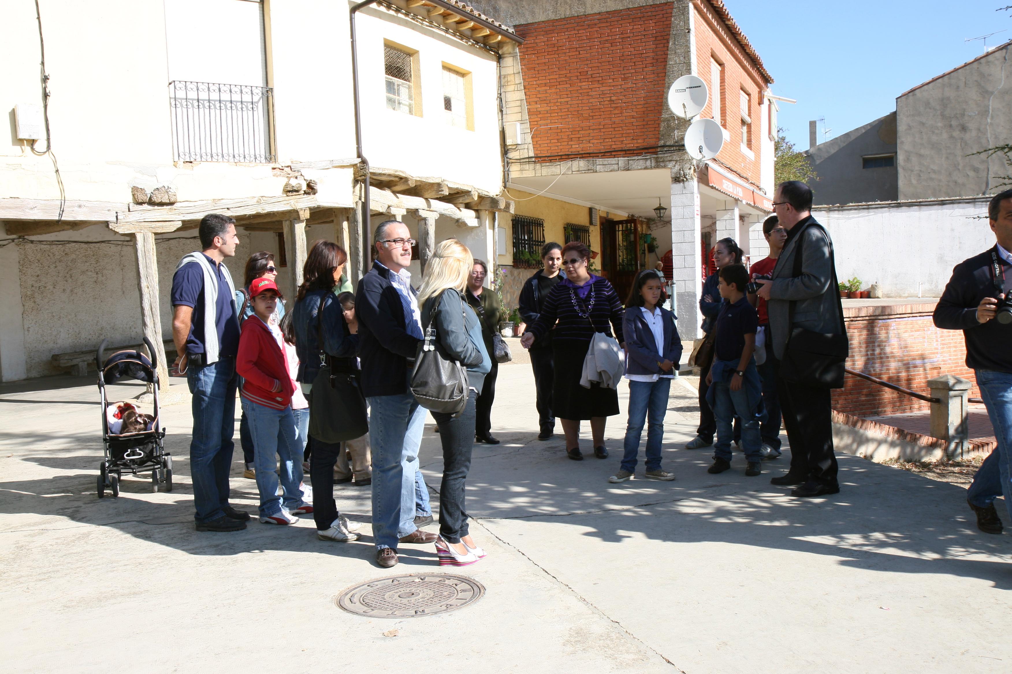 Transmisores de la vida rural-Cuenca de Campos | cultyocio.es