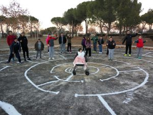 Laberinto del juego de la Oca | cultyocio.es