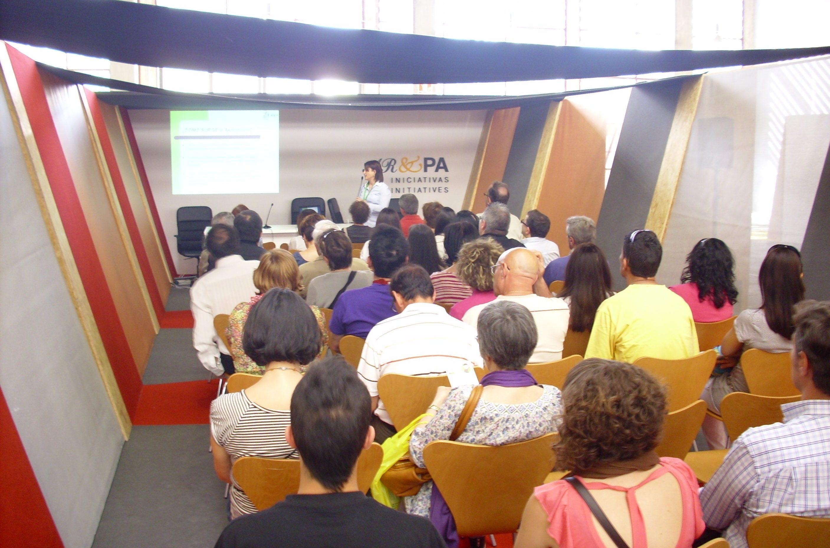 """Ponencia en Arpa 2012 sobre la actividad """"Empecínate con El Empecinado""""-cultyocio"""