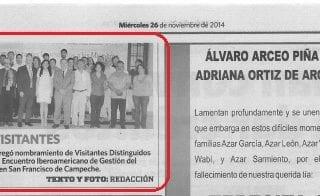 El III Congreso de Gestión del Patrimonio en la prensa de México 002   | cultyocio.es