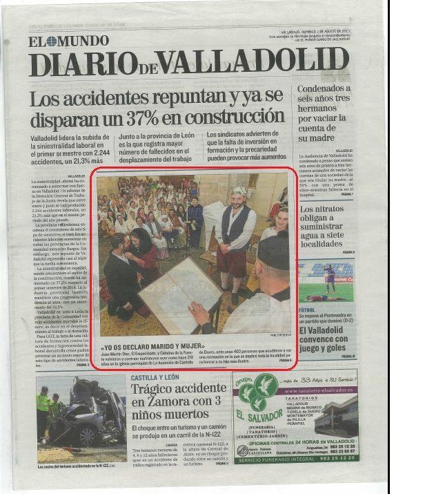 2 boda empecinado-prensa 2 | cultyocio.es