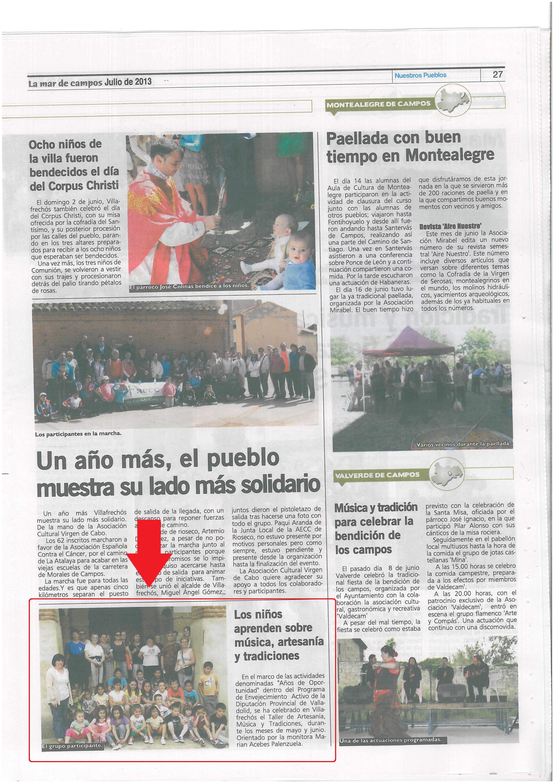 tradiciones para mayores y niños-prensa | cultyocio.es