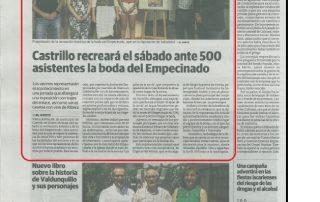 4 boda empecinado 2017-prensa 3 | cultyocio.es