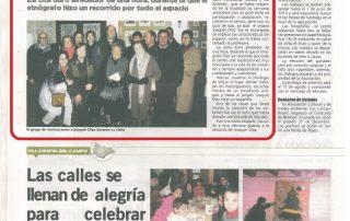 Artesanía, música y tradiciones-prensa | cultyocio.es