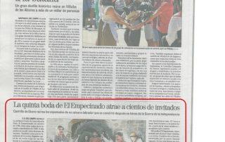 4 boda empecinado 2017-prensa | cultyocio.es