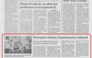El III Congreso de Gestión del Patrimonio en la prensa de México 004   | cultyocio.es