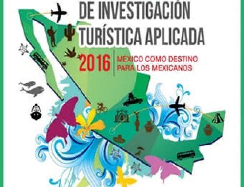 Congreso de Investigación Turística 2016 (México)