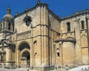 catedral ciudad rodrigo   cultyocio.es
