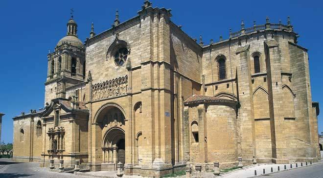 catedral ciudad rodrigo | cultyocio.es
