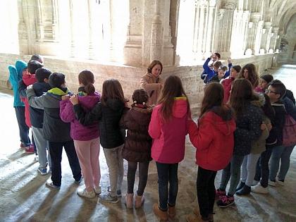 Dinámica en la catedral de Ciudad Rodrigo | cultyocio.es