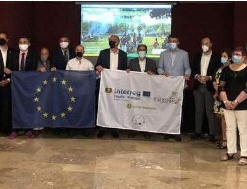 Firma de adhesión al proyecto Interreg Napoctep: Rutas napoleónicas luso-hispanas